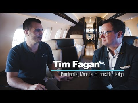 Global 7000 Jet: How Bombardier Designed The Ultimate Home in the Sky