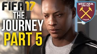 Video FIFA 17 THE JOURNEY Gameplay Walkthrough Part 5 - MOVING TEAMS ??? (West Ham) #Fifa17 download MP3, 3GP, MP4, WEBM, AVI, FLV Desember 2017