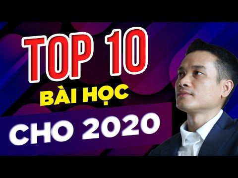 TOP 10 BÀI HỌC ĐẮT GIÁ NĂM 2020 MÀ TÔI HỌC ĐƯỢC