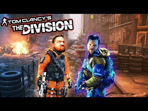The DIVISION PC   Super Dank Squad To The Rescue w/HikePlays   Tom Clancy's The Division Live Stream