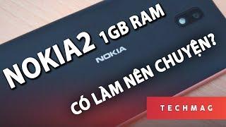 Nokia 2 1GB RAM liệu có làm nên chuyện??? || TechMenu || TechMag