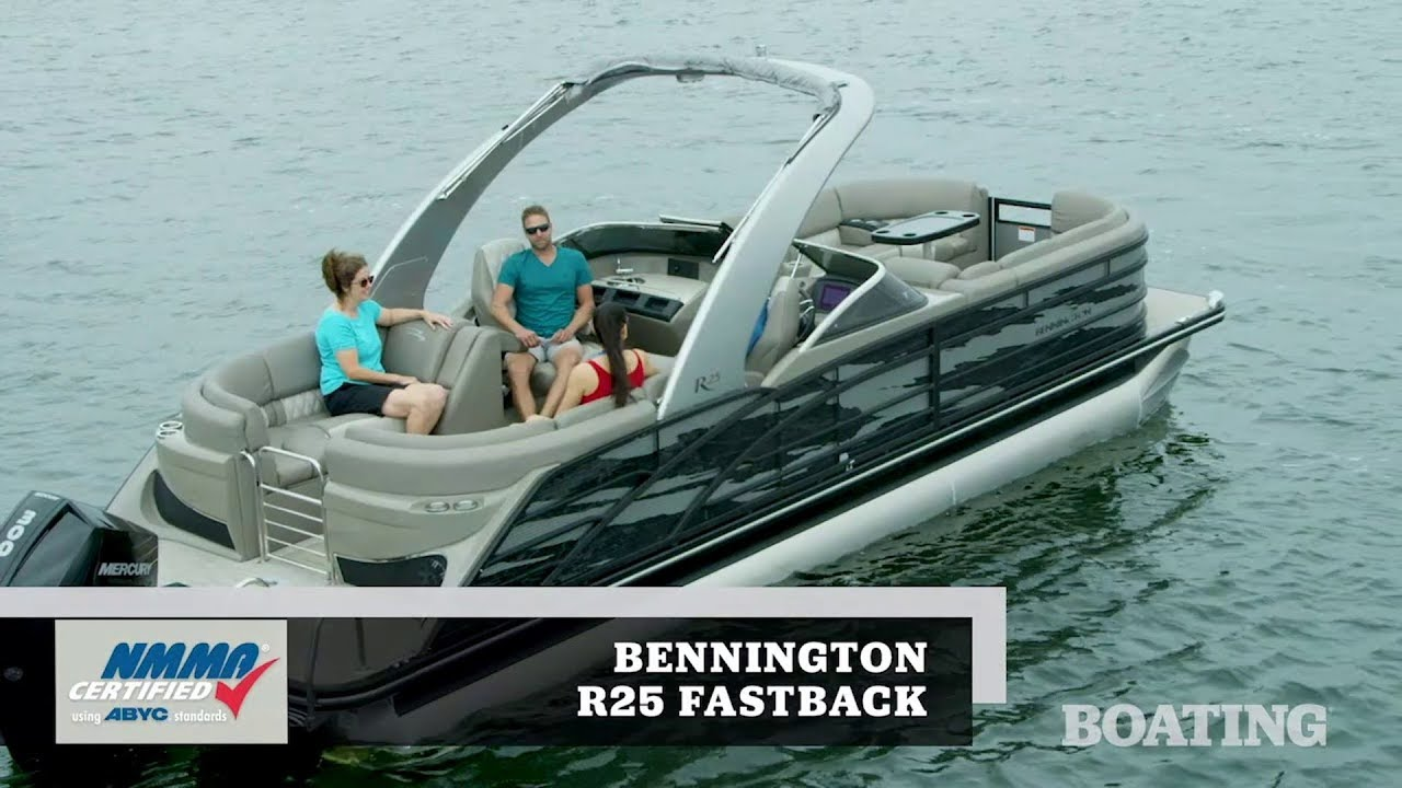 New 2019 Bennington R 25 RSFB ESP LOWEST PRICE OF THE YEAR