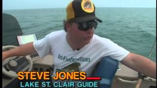 Lake St Clair Muskie Charter | Fish Predator | In-fisherman