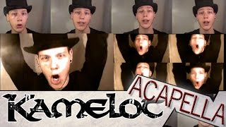 Kamelot - aCapella! - Ghost Opera - A Cover Parody Tribute By Dan-Elias Brevig.