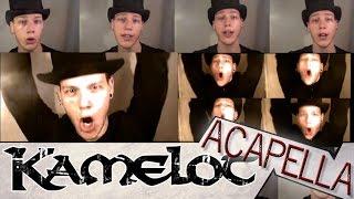 Kamelot - aCapella! - Ghost Opera - A Cover Parody Tribute By Dan-Elias Brevig.