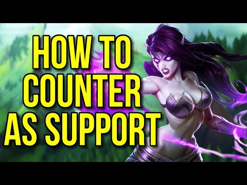 How to Counter Pick as Support - League of Legends