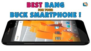Best Bang for your Buck Smartphone !!! Wileyfox Spark Review