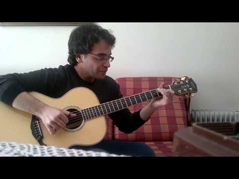 MAPLE LEAF RAG by Scott Joplin (1899). Arrangement for acoustic guitar