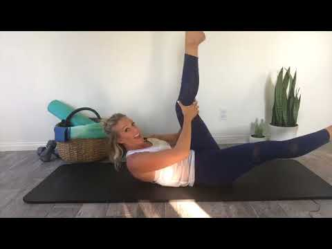 (Facebook Live Replay) 20-Minute Full Body Pilates Workout
