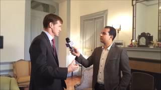 فيديو.. سفير بريطانيا بالقاهرة: دخول «أجريكو» للسوق المصرية خطوة جيدة