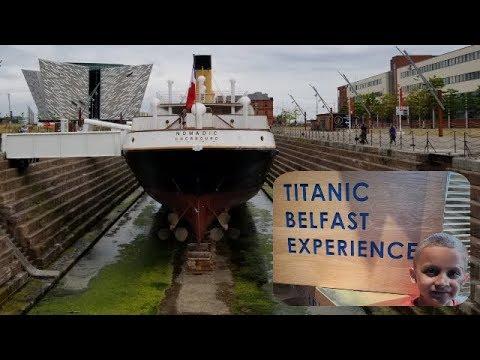 Titanic Belfast Experience Museum