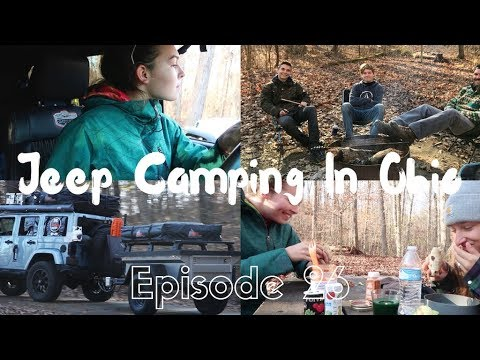 JEEP CAMPING IN OHIO! // EFRT EP 26