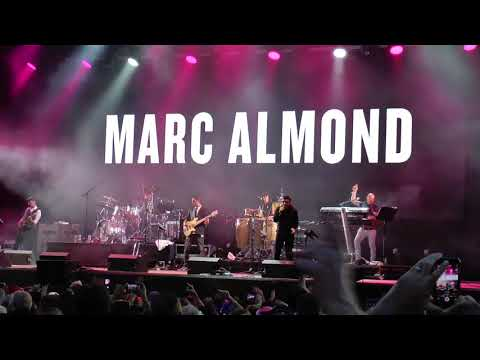 Rewind Festival 2018 Marc Almond Tainted Love