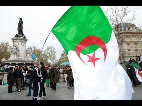 المعارضة الجزائرية تدعو إلى مظاهرات حاشدة اليوم  - نشر قبل 3 ساعة