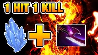 2 HITS 1 KILL Miracle- [Shadow FIend] Dota2 7.02