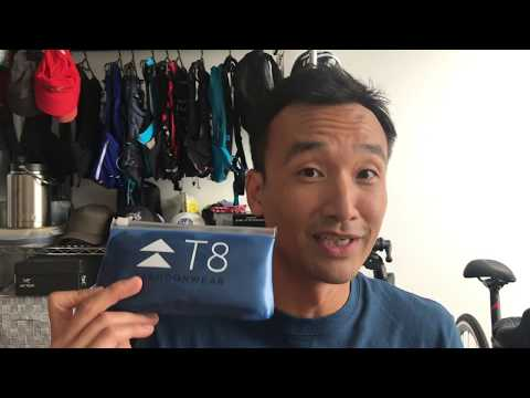 Review: T8 Commandos Men's Running Underwear