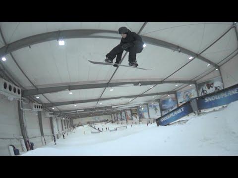 Max Parrot - Snowplanet NZ