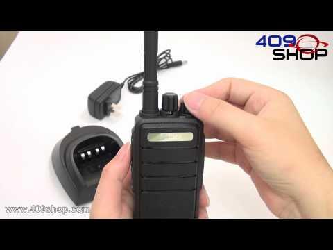 TYTERA(TYT) TC-3000PLUS 400-520MHz UHF 12W Two way Radio