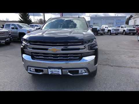 2019 Chevrolet Silverado 1500 Great Falls Bozeman Billings Butte Helena Mt Montana Kg144936