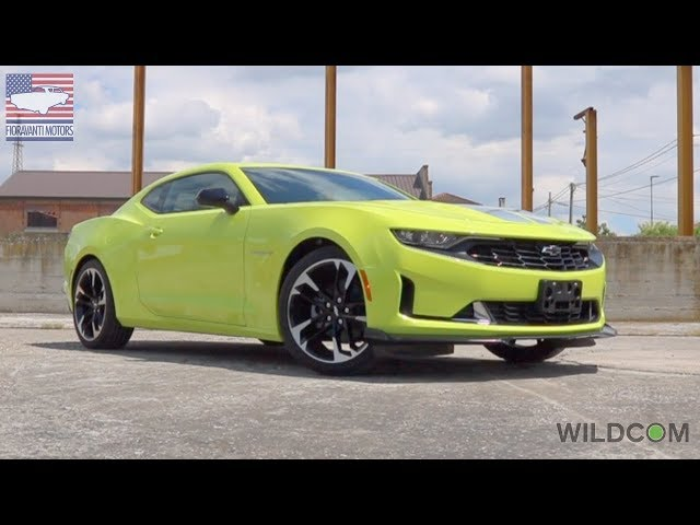 Chevrolet Camaro 2020 2.0 Turbo: il debutto italiano del restyling dell'iconica muscle car