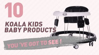 Koala Kids Baby Products Video Collection // New & Popular 2017