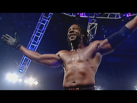 WWE honors the career and contributions of Booker T