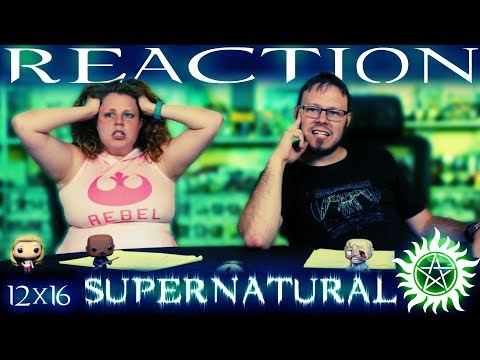 Supernatural 12x16 REACTION!!