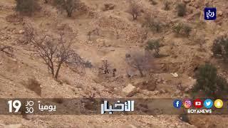 منطقة جلواخ  بوادي موسى تعاني من شح المياه ونضوب بعض الينابيع - (26-12-2017)