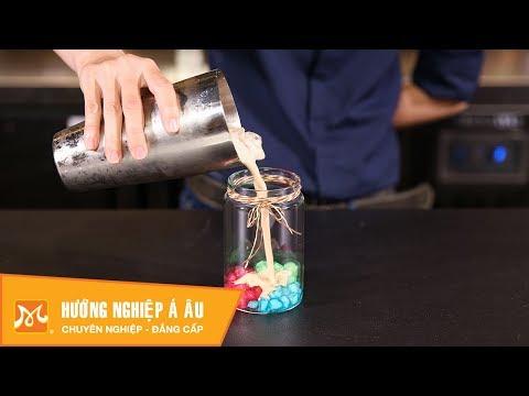 Cách làm trà sữa thạch củ năng ngon đúng chuẩn - Học pha chế đồ uống