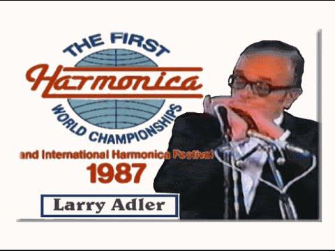 Larry Adler   How High The Moon