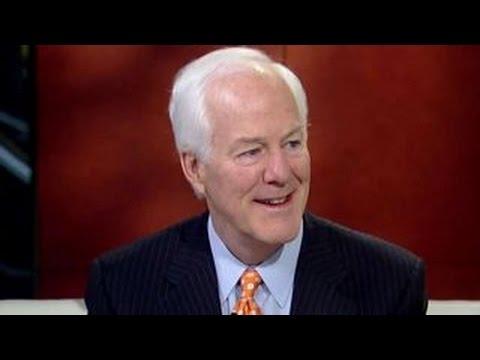 Why Senator John Cornyn won't endorse a GOP candidate