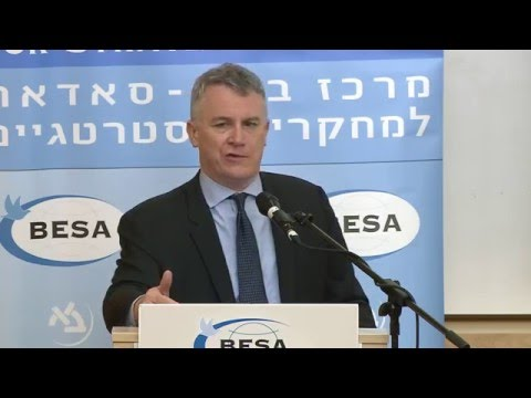 Mr. Michael Doran, Hudson Institute, US Policy towards the Eastern Mediterranean