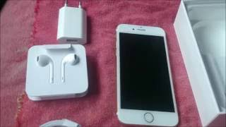 The NEW Apple iPhone 7 32GB Gold (UNBOXING)