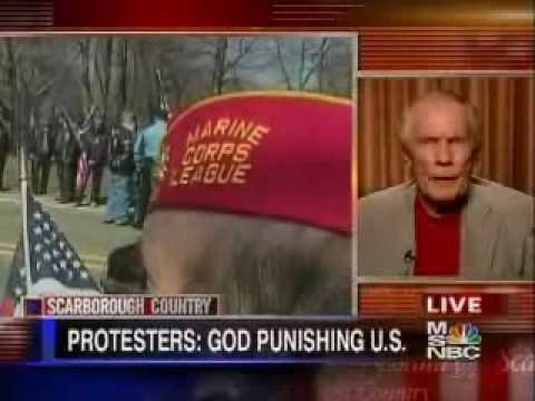 Michael Smerconish Interviews Fred Phelps on Scarborough Country