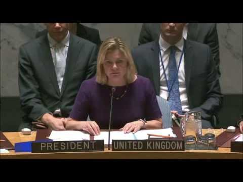 Tribute to the memory of the victims - Security Council, 7559th meeting