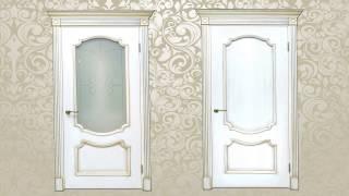 видео Реставрация деревянной двери - мастер класс