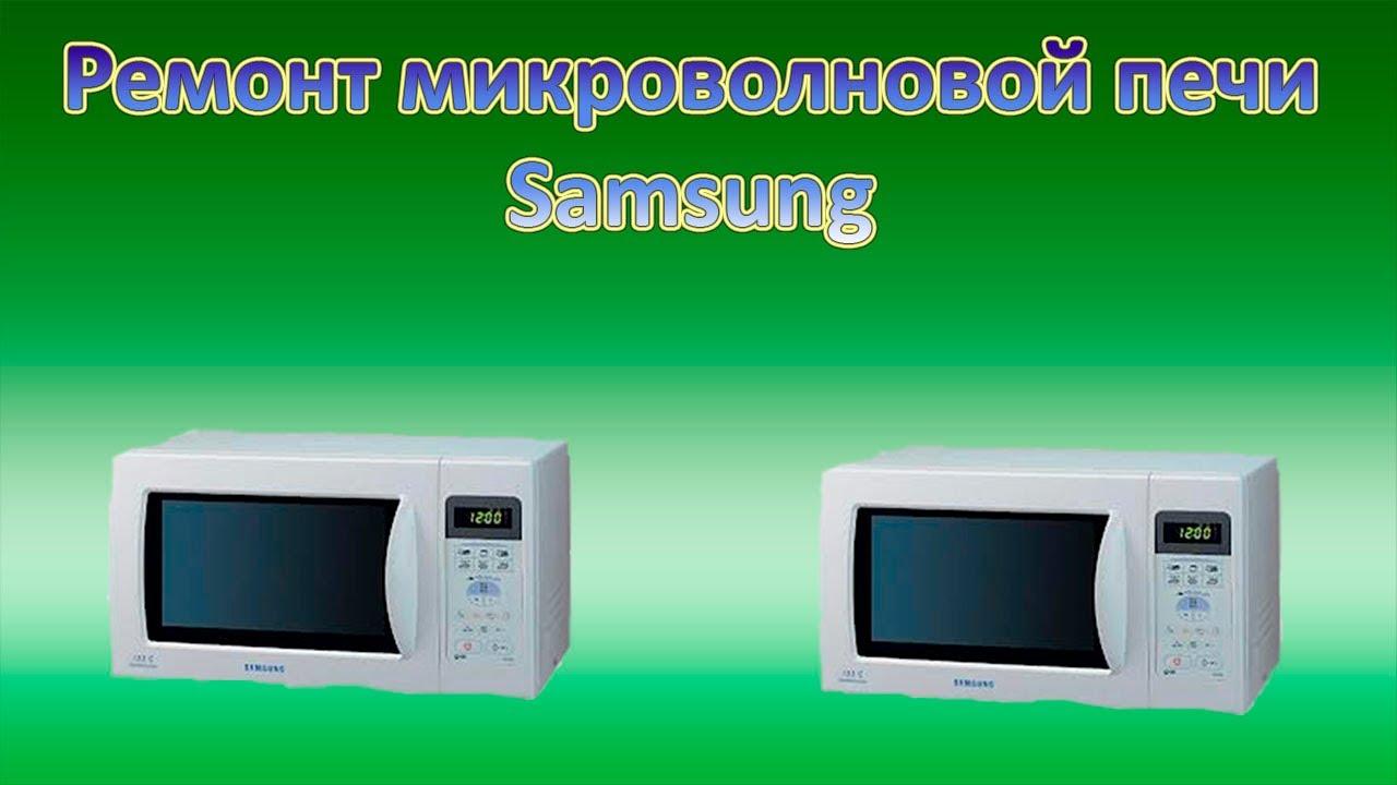 Samsung ce2974nr схема