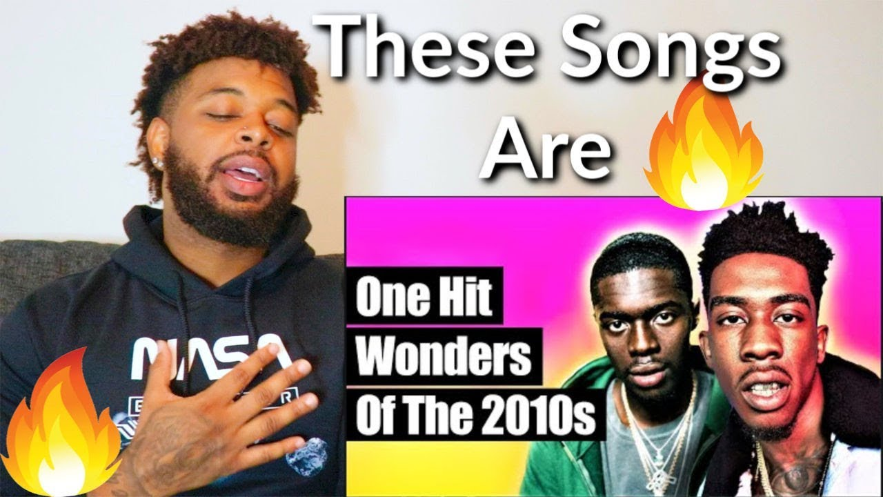 One Hit Wonders Of The 2010s In Hip-Hop [2010 - 2019] | Reaction
