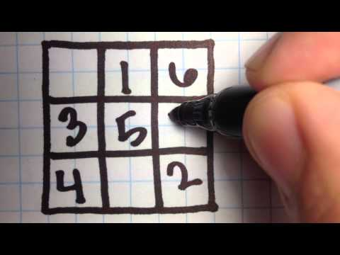 3x3 Magic Square