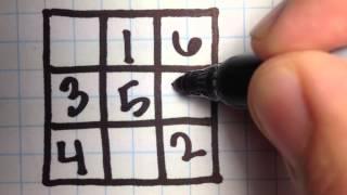 3x3 Magic Square
