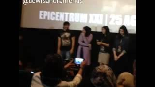 Dewi Sandra Launching Trailer Haji Backpacker 2