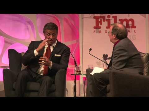 SBIFF 2016 - Montecito Award - Sylvester Stallone Talks Early Work & Woody Allen