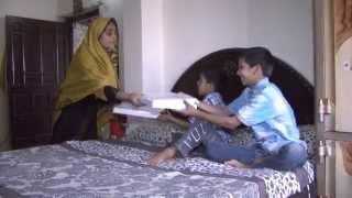Geschenke zum Ramadanfest in Pakistan