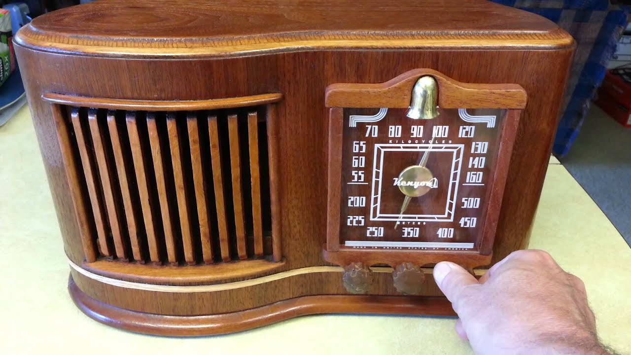 Vintage Radio Restorations 88