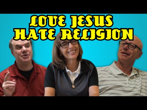 Catholics React to Love Jesus, Hate Religion || Spoken Word