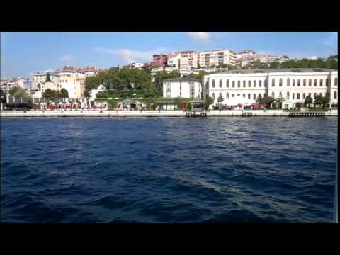 BOSPHORUS TOUR ISTANBUL,   EUROPE  ASIA CHANNEL
