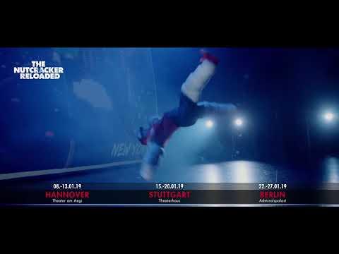 Fredrik Rydman's THE NUTCRACKER RELOADED - Tchaikovsky meets Streetdance - Trailer 2018