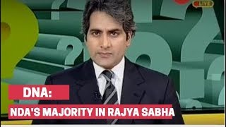 DNA Analysis on NDA's majority in Rajya Sabha
