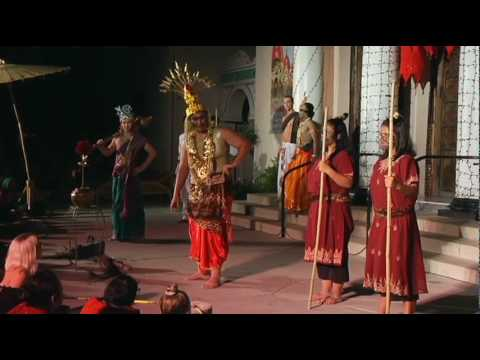 Drama - The Rose of Vidarbha - Krishna Kidnaps Rukmini
