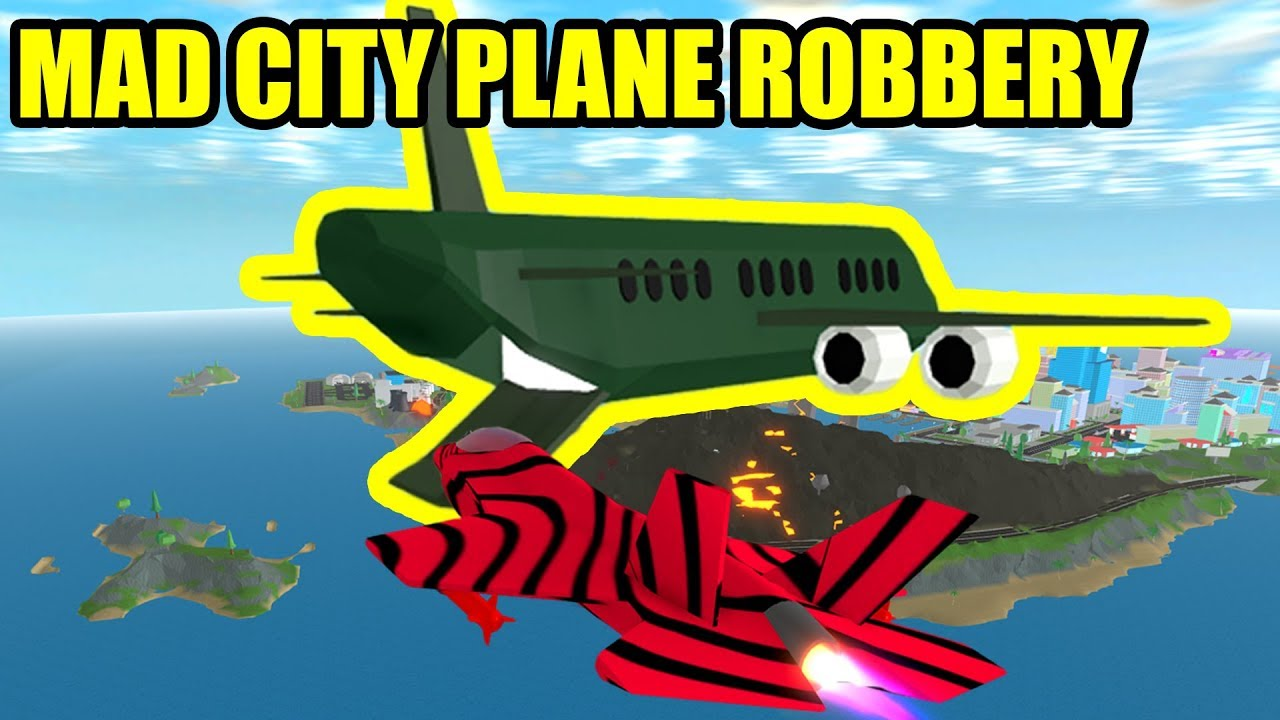 Full Guide Cargo Plane Robbery Update Roblox Mad City U93 - roblox mad city fly